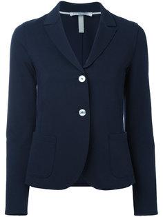 пиджак с контрастными пуговицами Harris Wharf London