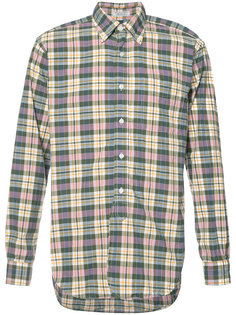 plaid longsleeve shirt Engineered Garments