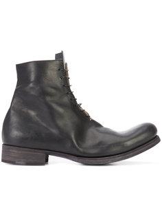 ботинки на шнуровке Ma+ MA!