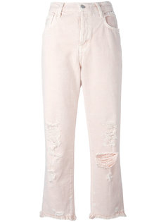 укороченные джинсы Ivy J Brand