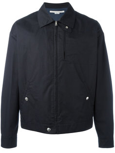 куртка бомбер на молнии Stella McCartney