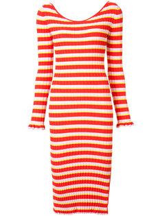 striped dress Altuzarra