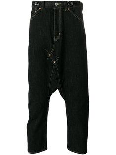 cropped drop-crotch jeans Ganryu Comme Des Garcons