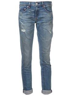 потёртые джинсы Rag & Bone