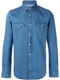 джинсовая рубашка  Tom Ford
