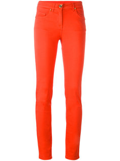 slim-fit tailored trousers Cavalli Class