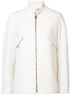 пальто с пряжкой на горловине Chloé