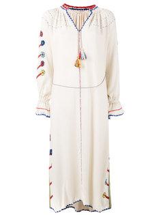 v-neck dress Ulla Johnson