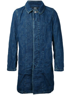 long denim jacket  Anrealage