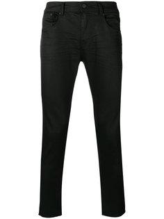 укороченные джинсы Stampd