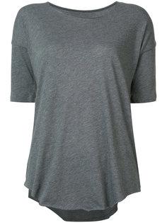plain T-shirt  Raquel Allegra
