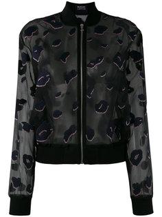 sheer jacket Markus Lupfer