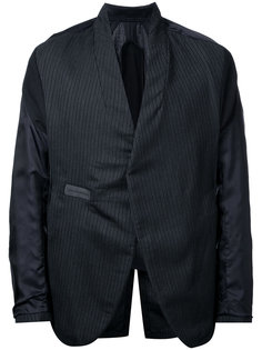 striped panel blazer Abasi Rosborough