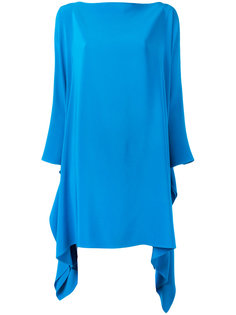long sleeve flared dress Gianluca Capannolo