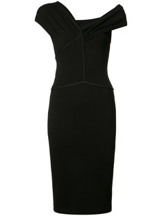 asymmetric dress  Jason Wu