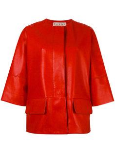 куртка с рукавами три четверти Marni