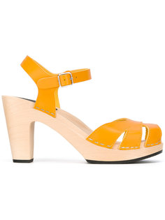 Suzanne sandals Swedish Hasbeens