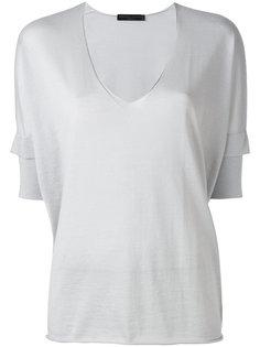 трикотажная блузка Fabiana Filippi