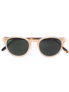 round frame sunglasses Pantos Paris