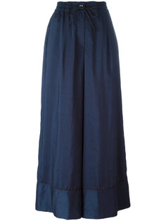 wide leg trousers Sacai
