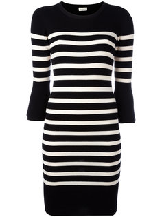 striped knitted dress By Malene Birger