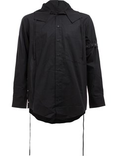 oversize hooded shirt Craig Green