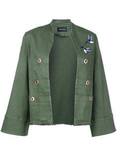 пиджак в стиле милитари Elaidi