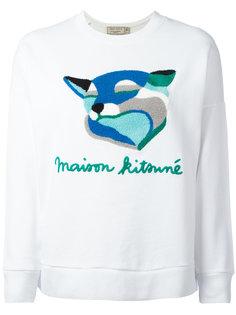 толстовка Fox Ines Maison Kitsuné