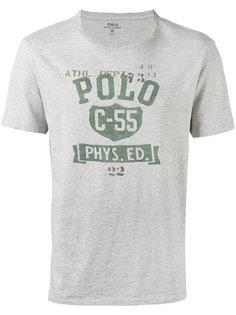 футболка с принтом Polo Ralph Lauren