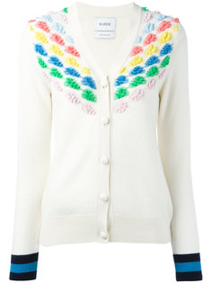embroidered knitted cardigan Barrie