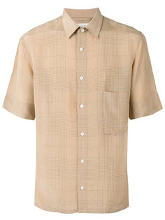 checked shirt  Lemaire