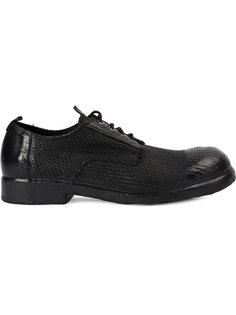 плетеные туфли со шнуровкой  Oxs Rubber Soul