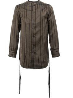 полосатая рубашка с завязками Song For The Mute