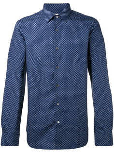 dot print shirt  Paul Smith