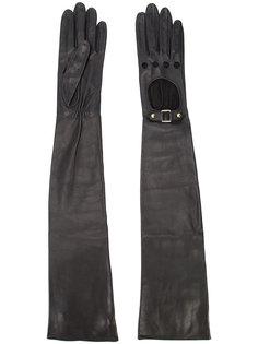 long-sleeve gloves Perrin Paris