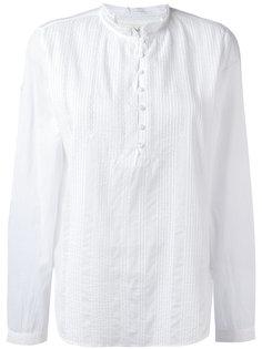 плиссированная рубашка Vanessa Bruno Athé