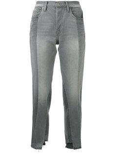 укороченные джинсы Nouveau Le Mix  Frame Denim