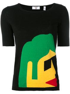 трикотажная футболка Kiss Kiss Rossignol