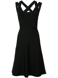 cross-back skater dress T By Alexander Wang