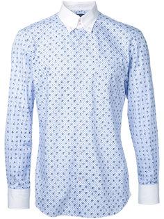 рубашка с мелким узором Loveless