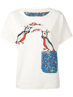 футболка Love Birds Tsumori Chisato