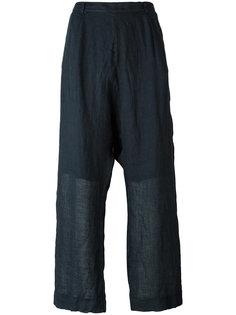 широкие брюки Kristensen Du Nord