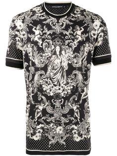 футболка Madonna Bambino Dolce & Gabbana