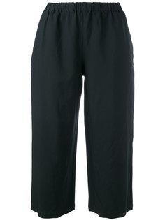 широкие укороченные брюки Comme Des Garçons Comme Des Garçons