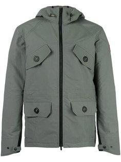 куртка с карманами спереди Canada Goose
