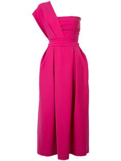 вечернее платье на одно плечо Preen By Thornton Bregazzi
