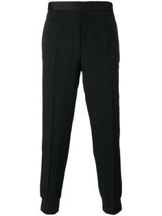 брюки с эластичными манжетами Neil Barrett