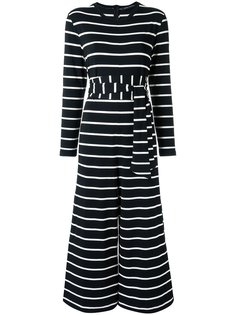 striped jumpsuit Andrea Marques