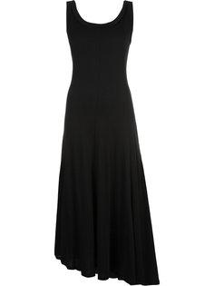 flared dress Yohji Yamamoto
