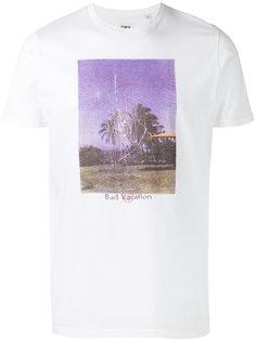 футболка с фотопринтом  Edwin